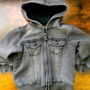 Levi's jacket 🐢